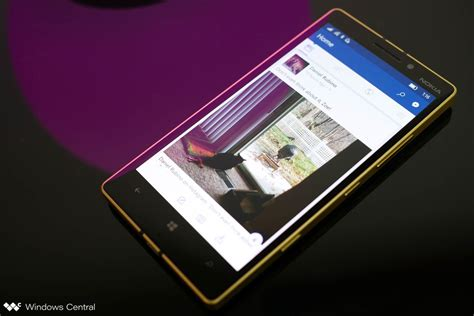 mobile comfacebook app for windows 10 mobile out of beta and now