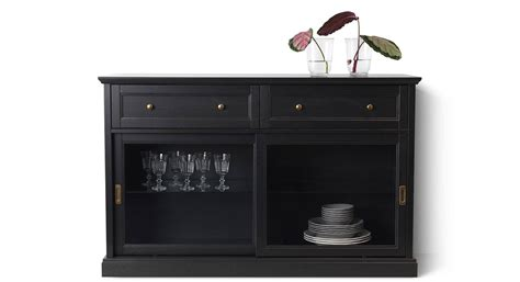 15 best ideas of cheap black sideboards