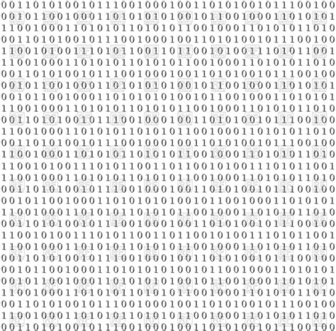 0 And 1 Drawing by Binary Code Clipart Clipart Panda Free Clipart Images