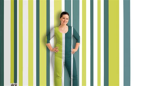 Streifen Streichen Wand by Streichen Farbe In Streifen Maltechniken Selbst De