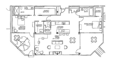 Patio Homes Floor Plans | patio homes willamette view continuing care portland