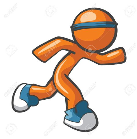 clip running shoes running quickly clipart collection