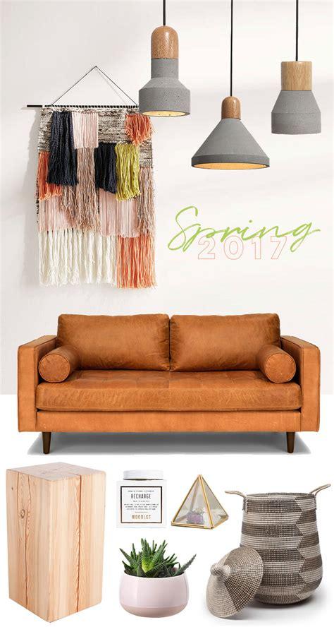 spring 2017 home decor trends spring 2017 decor trends visualheart creative studio