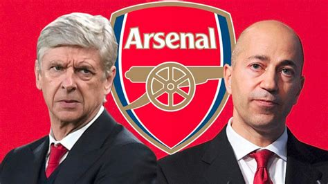 arsenal director of football arsenal poised to hire a sporting director but the