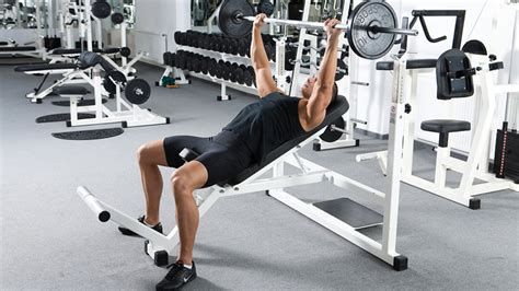 incline bench 30 degrees 10 muscle building exercises exercises to build muscle