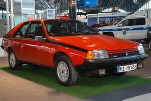 Renault Fuego Turbo Renault Fuego Turbo