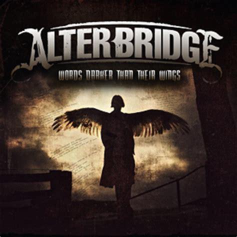 Kaos Alter Brige Blackbird Fortress Cover Album alter bridge words darker than their wings reviews