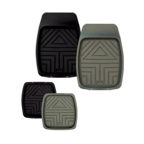 Rubber Mats For Equipment by 4x4 Floor Mats Gurus Floor