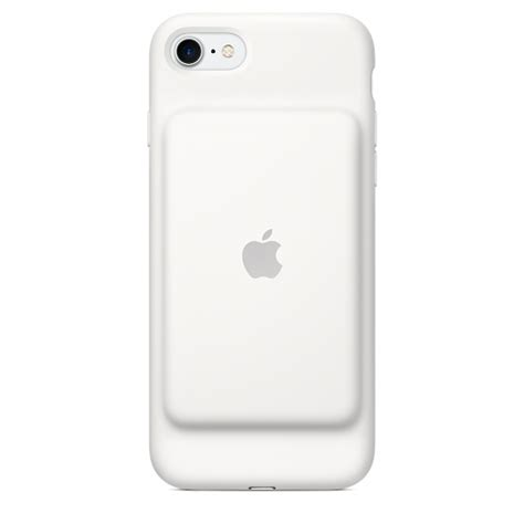 Batok Charger Apple Iphone 6 6s 7 7s 8 Plus X Adaptor Colokan Kepala iphone 7 smart battery white apple