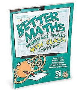 Revision Essentials P34 Primary Science Book A better maths 4th class maths fourth class primary books