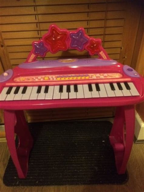 Sale Mainan Musical Keyboard Pink pink piano for sale in blessington wicklow from oak
