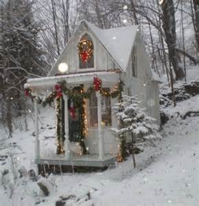 itty bitty christmas house everything christmas