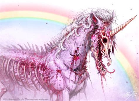 tumblr themes zombie zombies unicorn tumblr