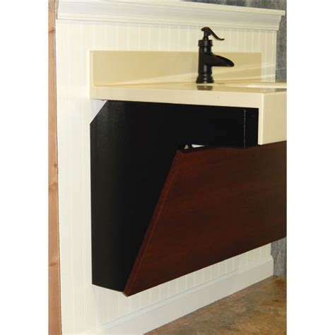 ada vanity imported or usa made 21 quot ada vanity bracket in black