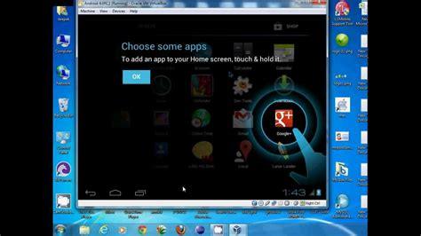 android virtualbox image installation of android 4 0 on oracle vm virtualbox