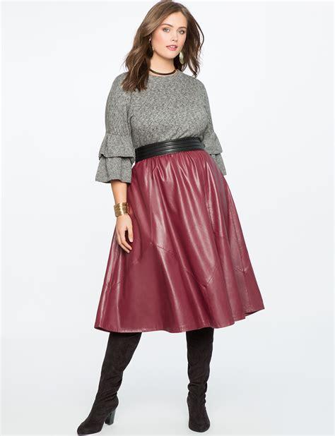 Ruffle Sleeve Sweater tiered ruffle sleeve sweater s plus size tops