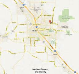 maps medford oregon rick black s home page