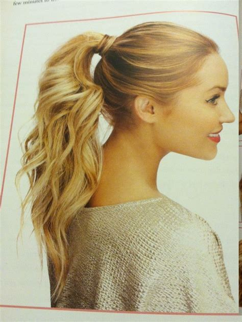 Fancy Ponytail Hairstyles by Fancy Ponytail Hair Fancy Ponytail
