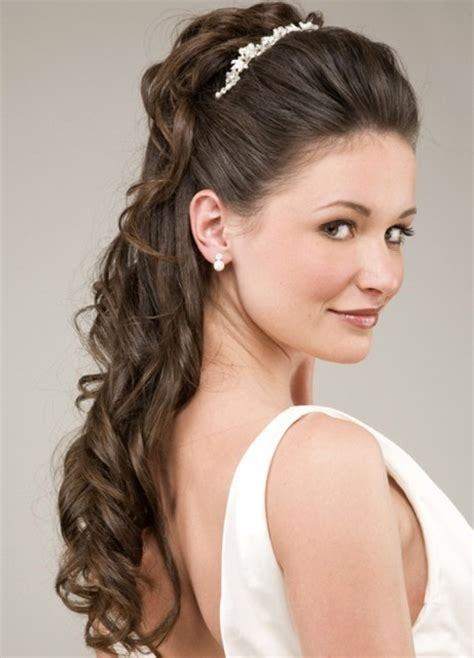 Wedding Hairstyles With A Headband by 14 Wedding Hairstyle Ideas For Hair Circletrest