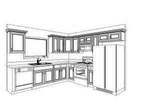 Interesting Kitchen Cabinet Design And Layout For Your Home Decor Kitchen Floor Plans Galley Kitchen Designs
