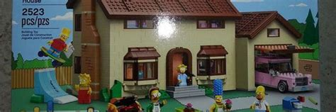 buy lego simpsons house collider 187 the simpsons
