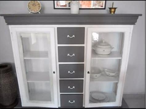 mueble provenzal blanco