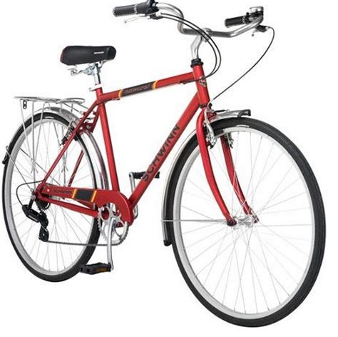 mens comfort bikes schwinn retro comfort bike men s 700c hibryd bicycle