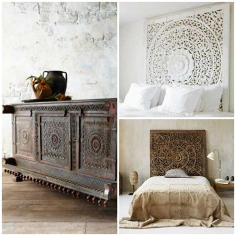 wood carved headboards the gorgeous woodworking patterns of india carved wood panel headboard and door shutters paint