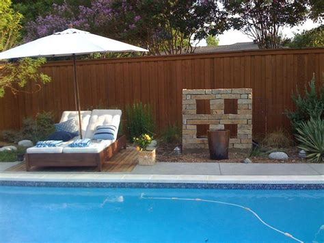 build a pool in my backyard we re planning to build a privacy fence in the backyard