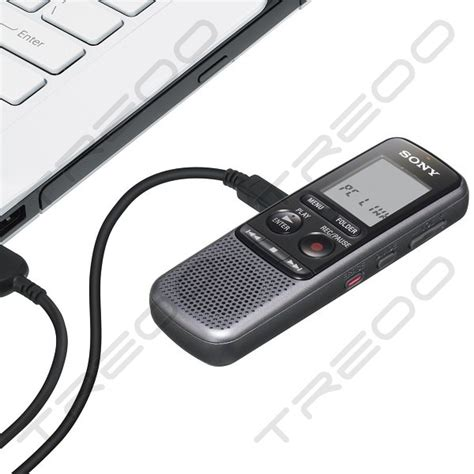 Audio Lainnya Voice Recorder Sony 4gb Icd Px240 Px 240 Alat Perekam sony icd px240 portable digital audio voice recorder treoo