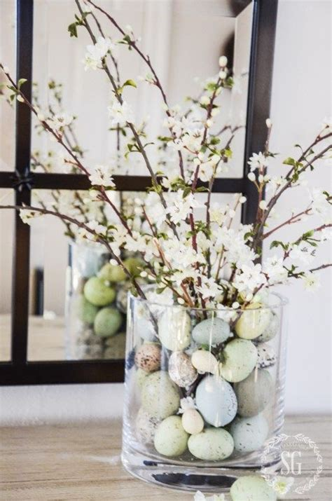 spring decorating ideas 2017 25 best ideas about easter centerpiece on pinterest