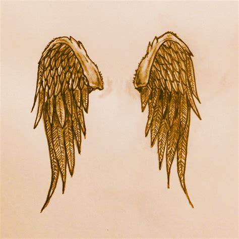 angel wings decor pictures to pin on pinterest tattooskid