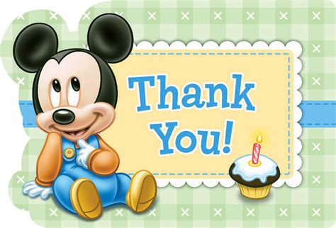 Create 3d Home Design Online Free disney mickey 1st birthday thank you notes