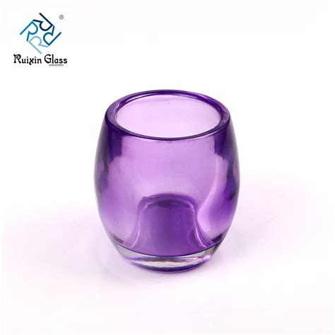 Glass Candle Holder Set by Glass Votive Holders Clear Votive Candle Holders