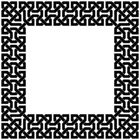 islamic pattern border islamic interlacing pattern beautiful border islamic