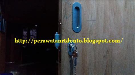 Kunci Pintu Dorong cara pasang pintu geser rel sliding rumah sendiri alat