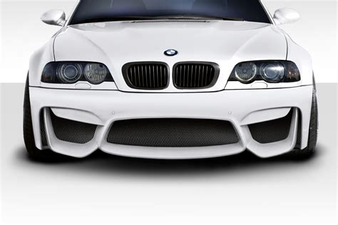 Bmw Bumpers by Duraflex E46 M4 Look Front Bumper Kit 1 Pc For 3
