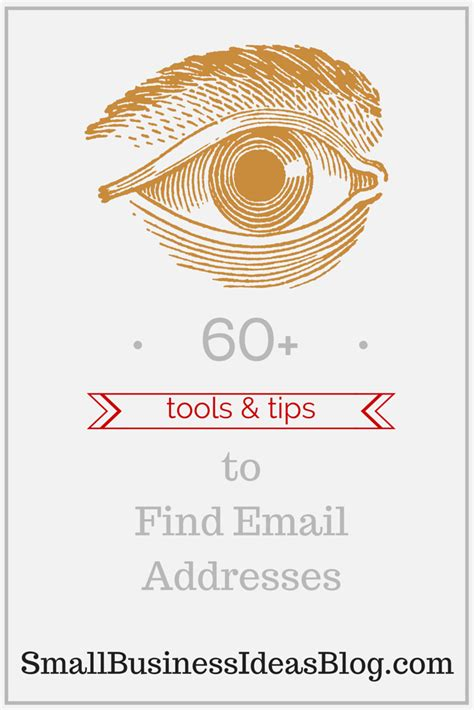 Email Address Search Tips Find Someone S Email Address 69 Tools For Finding Emails