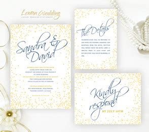 sts for wedding place cards wedding invitations lemonwedding