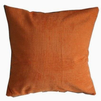 orange pillows for sofa orange orange pillows