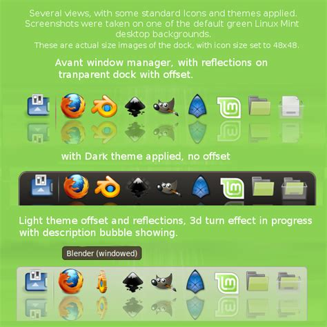 Awn Linux by Avant Window Navigator Linux Mint Community