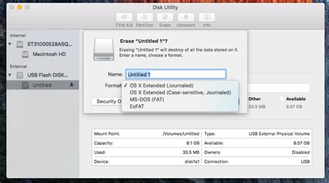 format flash disk mac how to format a storage drive for mac how to format usb