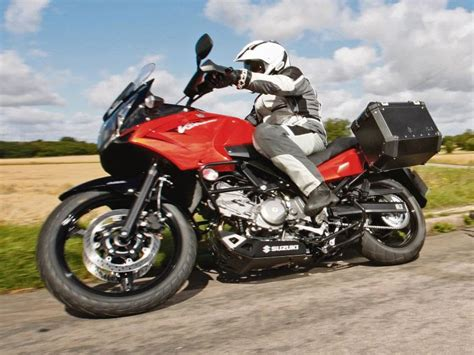 Suzuki V Strom Dl650 Review Bike Reviews Mcn