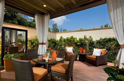 california room marigold  cypress village irvine