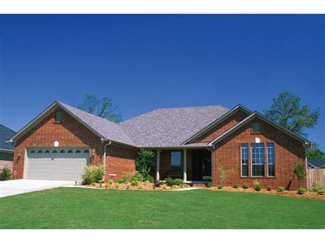 brick homes plans brick home ranch style house plans ranch style homes