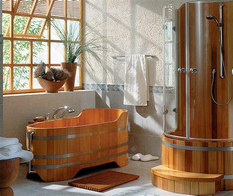 vasca da bagno in legno vasca da bagno in legno larice