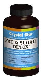 Sugar Detox While by Sugar Detox 60 Vegetarian Capsules
