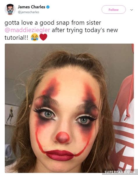 james charles makeup maddie ziegler wyatt oleff attacks hypocrite james charles in twitter