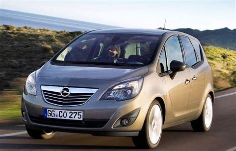 opel meriva review opel meriva minivan mpv 2010 2013 reviews technical