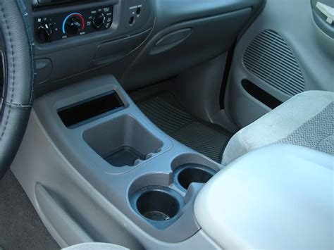 console mod pictures expy center console mod f150online forums
